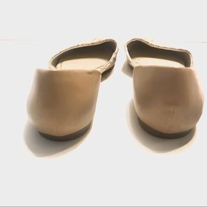 "Franco Sarto Shoes - Franco Sarto D'Orsay ""Hawk"" Snakeskin Flat Size 7"